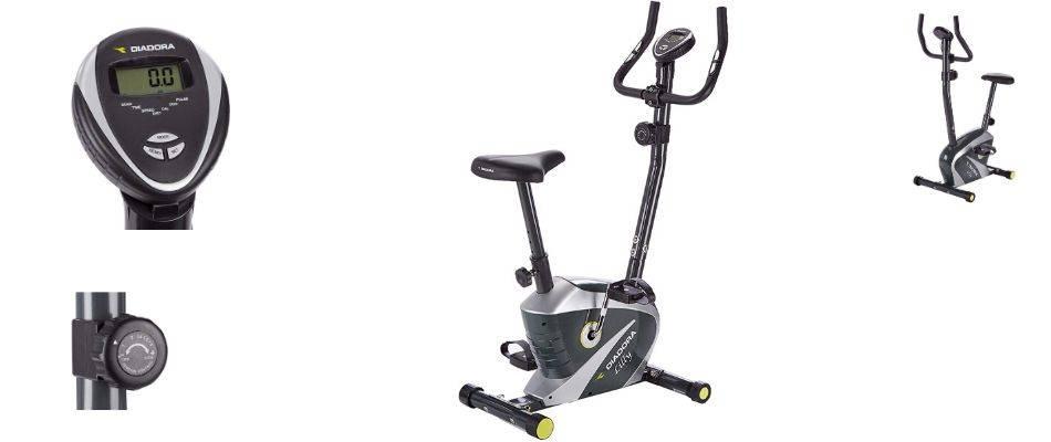 Mejor-bicicleta-estática-Diadora-Fitness-Lilly