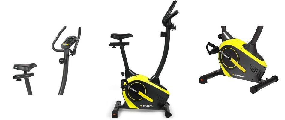 Mejor-bicicleta-estática-Diadora-Lux